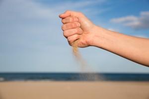 fotolia - Le sable du temps © ALTABENA -